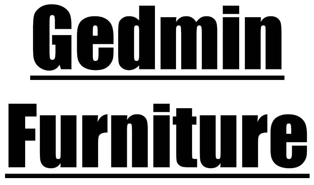 Gedmin Furniture logo